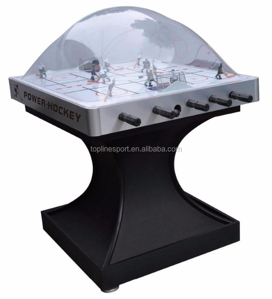 "Deluxe 45"" Electronic Scorer Dome Hockey Table TRH-008"