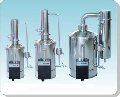électrique- chauffage dispositif de l'eau distillée, distillateur d'eau