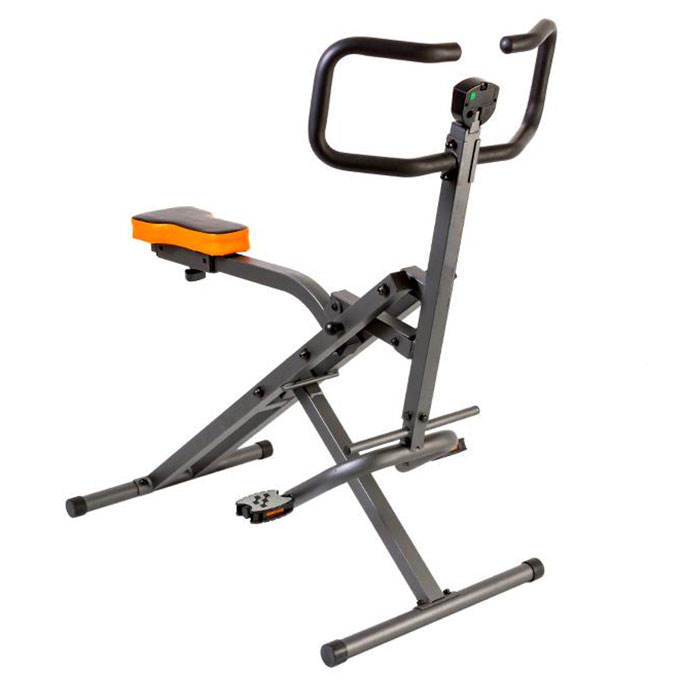 ES-562 body fitness horse riding exercise machine,electric pedal exercise machine