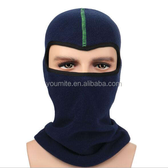 wholesale winter polar fleece cycling hat sleeve cap
