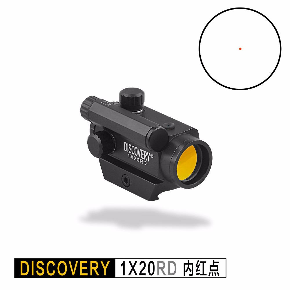 DISCOVERY Optics DRD01 Strikefire Red Dot <span class=keywords><strong>Sight</strong></span>