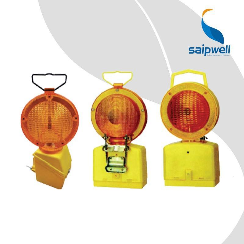 Saipwell Trade Assurance China Supplier CE Certificated LED Flashing Amber Light