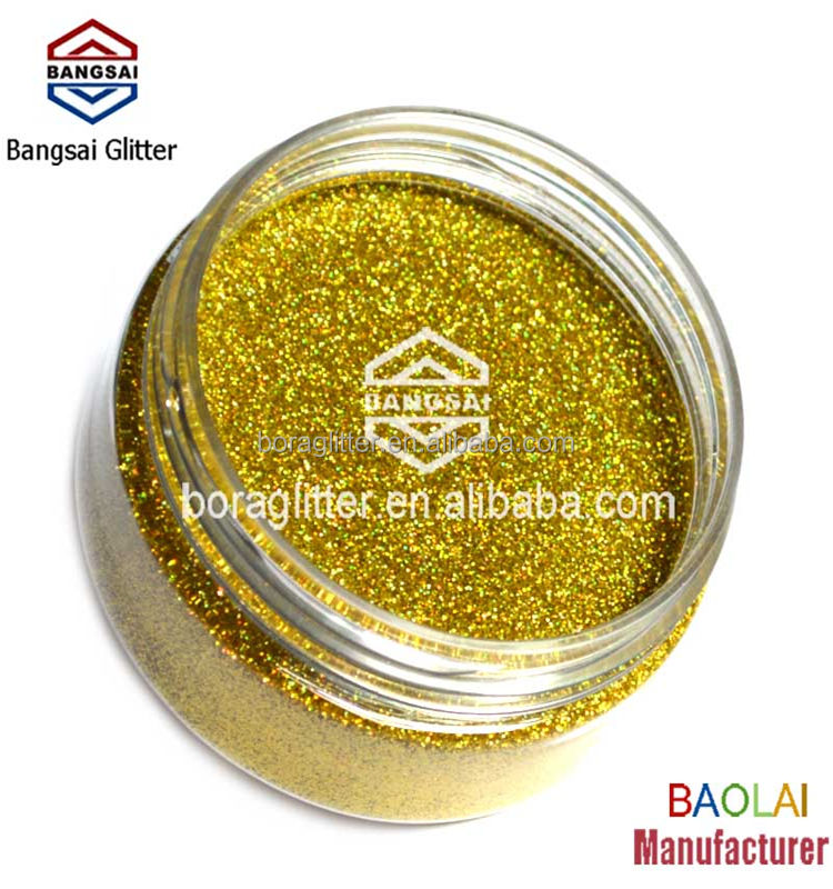 hot sale new project biodegradable glitter for environment friendly