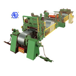 6x1600 Automatic coil slitting machine line