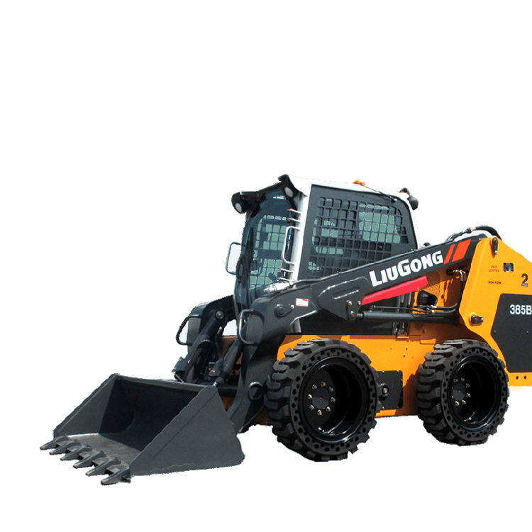 LIUGONG CLG375B 0.4m3 3 ตัน racoon skid steer loader