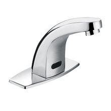 Standard Sanitary Ware Top Mounted Infrared Sensor Bibcock Water Tap Automatic Shut Off Faucet