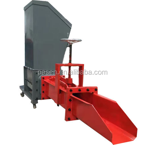 Sale Well Safety Stable EPS Polystyrene Foam Hot Melt Recycling Machine