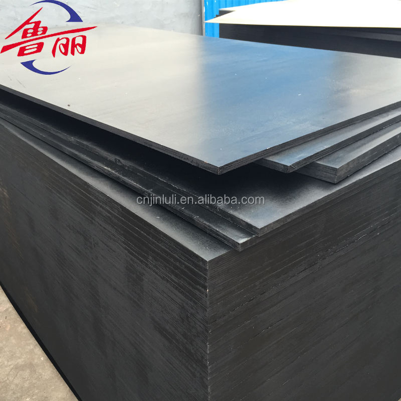 Construction Film Faced Plywood / Shuttering Exterior Plywood