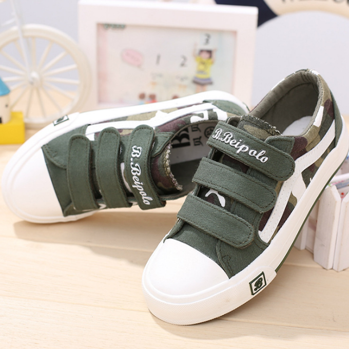 YY10095S) 가 새 custom 카 모 design kids fashion rubber 솔 canvas shoes