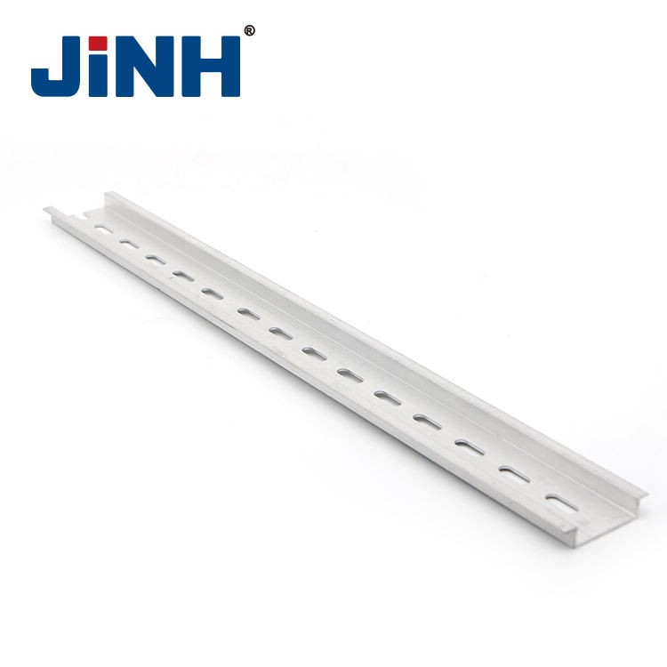 Hot Deal [ Rail ] Din Rail 35X7.5 1.0 Thickness Slotted Aluminum Mounting Din Rail