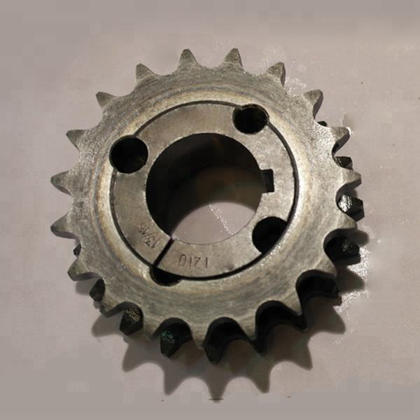 Taper lock bushing fixed sprocket