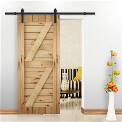 2017 New Fashion Sliding Barn Door Hardware Moving Gate Accessories