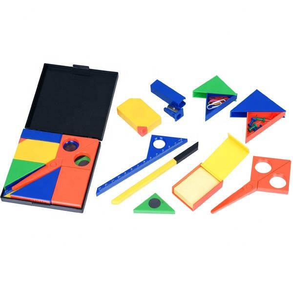 Puzzle Boxed Stationery Set for Kids