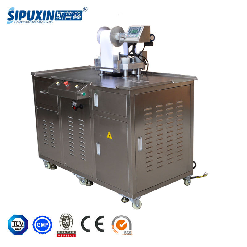 Factory Sell Eyeshadow Press Machine/ Compact Powder Machine/ Cosmetic Powder Press Machine