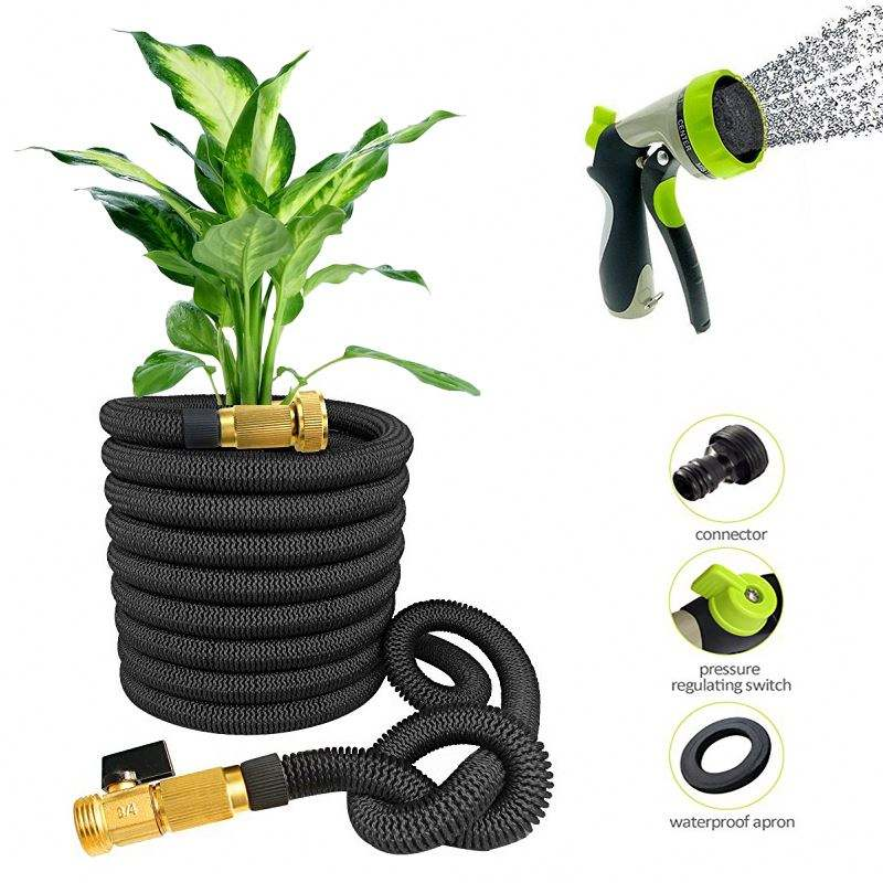 New products 2016 home and garden 50ft 75ft 100ft 200ft magic expandable clothing garden hose