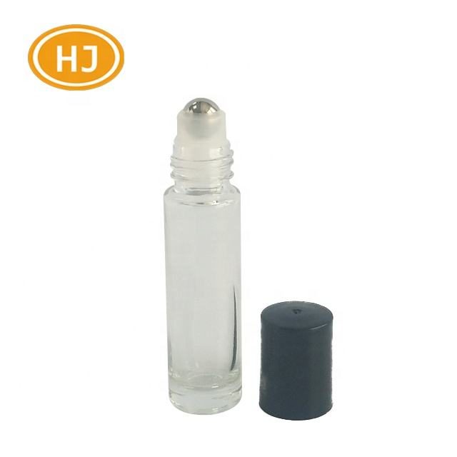 100ml high quality skin care perfume glass roll on bottle