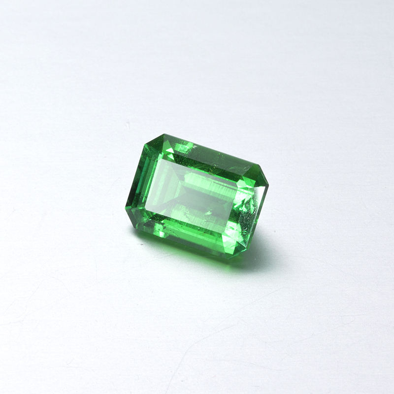 Lab cabochon emerald VVS clarity big size gemstone for emerald stone ring