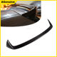 Real carbon fiber AC rear window shelter rear spoiler wing roof spoiler for BMW 1 series E82 E87 hatchback