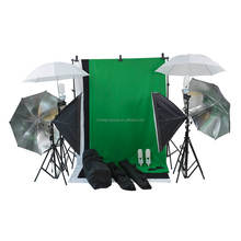 GMT10064 Backdrop Stand Soft Box Video Photography Light Kit Photo Studio Accessories