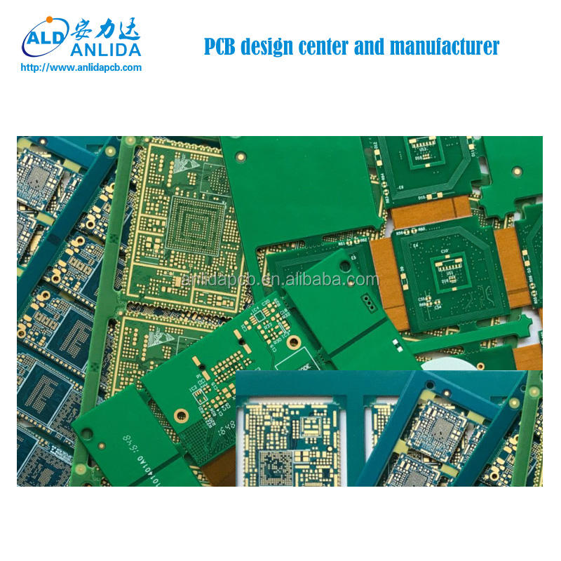 2 ~ 40 Layer Pcb Assemblage Pcba