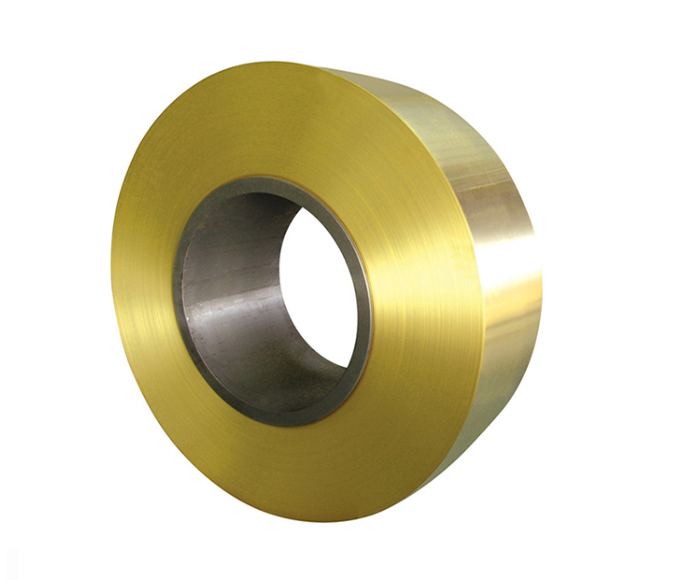 Copper zinc alloy brass material c2680 strips coil