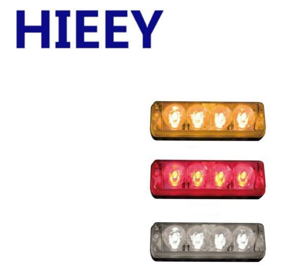 High power klar, weiß/gelb led flexible streifen licht/led tagfahrlicht lampe/flexible drl IP67