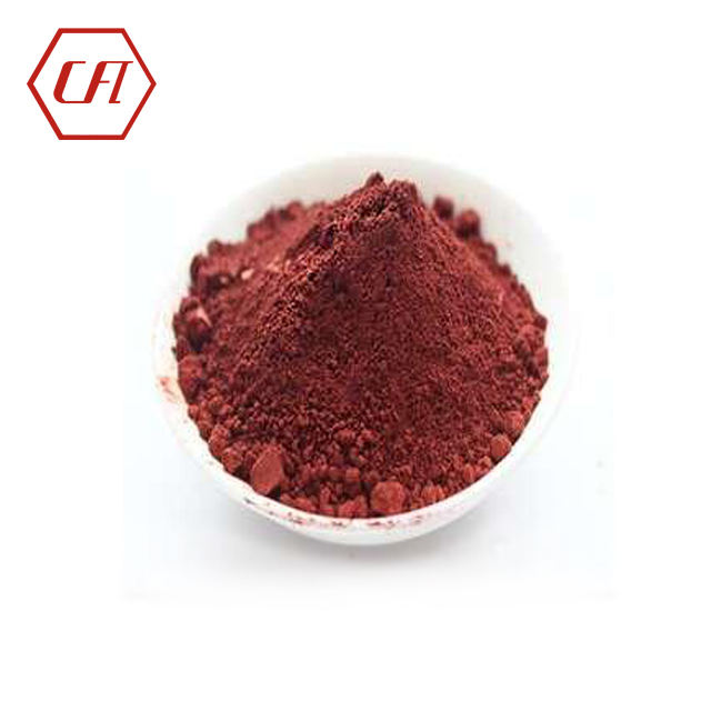 Coating paint masterbatch inorganic pigment RED Iron oxide