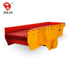 High efficient grizzly feeder machine equipment with carbon steel