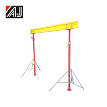 Formwork props scaffolding tripod for building construction