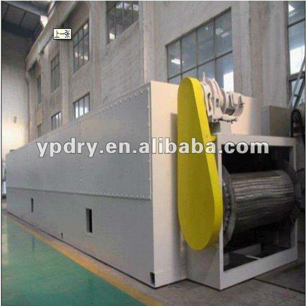 1 layer Agricultural DW Mesh-Belt Dryer/drying unit for waste grain