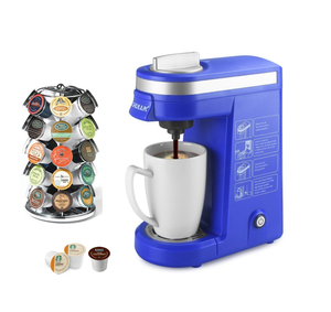 Single Cups Hot Water Coffee+Makers Automatic Coffee Machine Espresso Maker