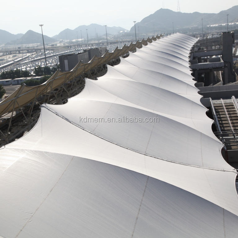 Mecca Light Railway Station Canopy Roof (100000m2)