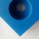 uhmw 100% HDPE Performed Ticona enhanced uhmwpe / uhmwpe plates / HDPE machining manufacture