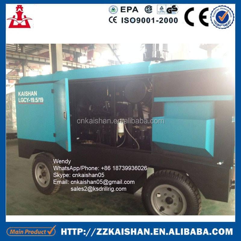 Surtidor de China refrigerado por aire Cummin de aire del motor Diesel 19 Bar