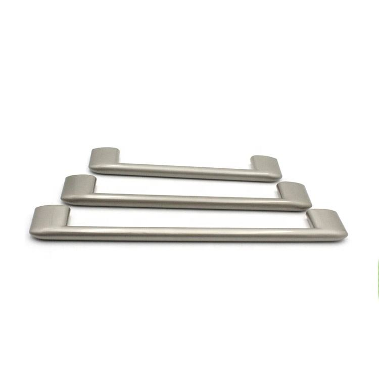 Wenzhou Stock Nickel Kitchen Cabinet Handle