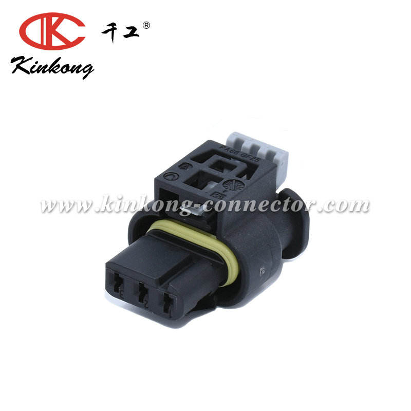 3 ways female sealed a LT1 Modern Corvette Solenoid Connector for Hirschmann 805-121-521 A 022 545 24 26