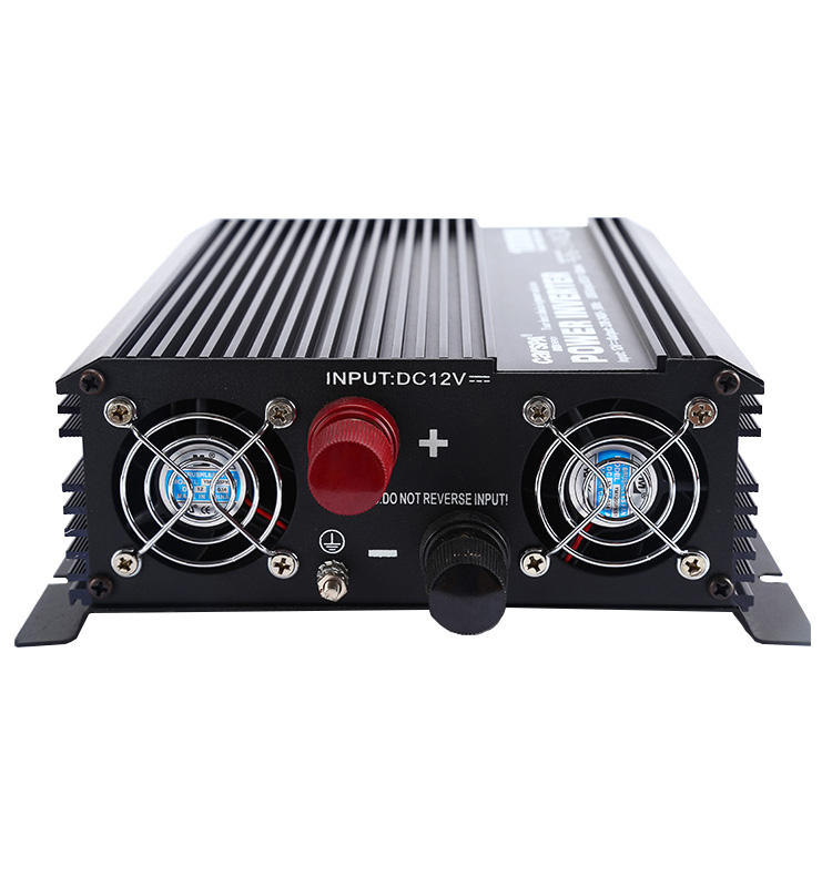 Popular! 1000 Watts Power Inverter 12V to 110V, Modified Sine Wave Car Inverter, DC to AC Converter with accessory included
