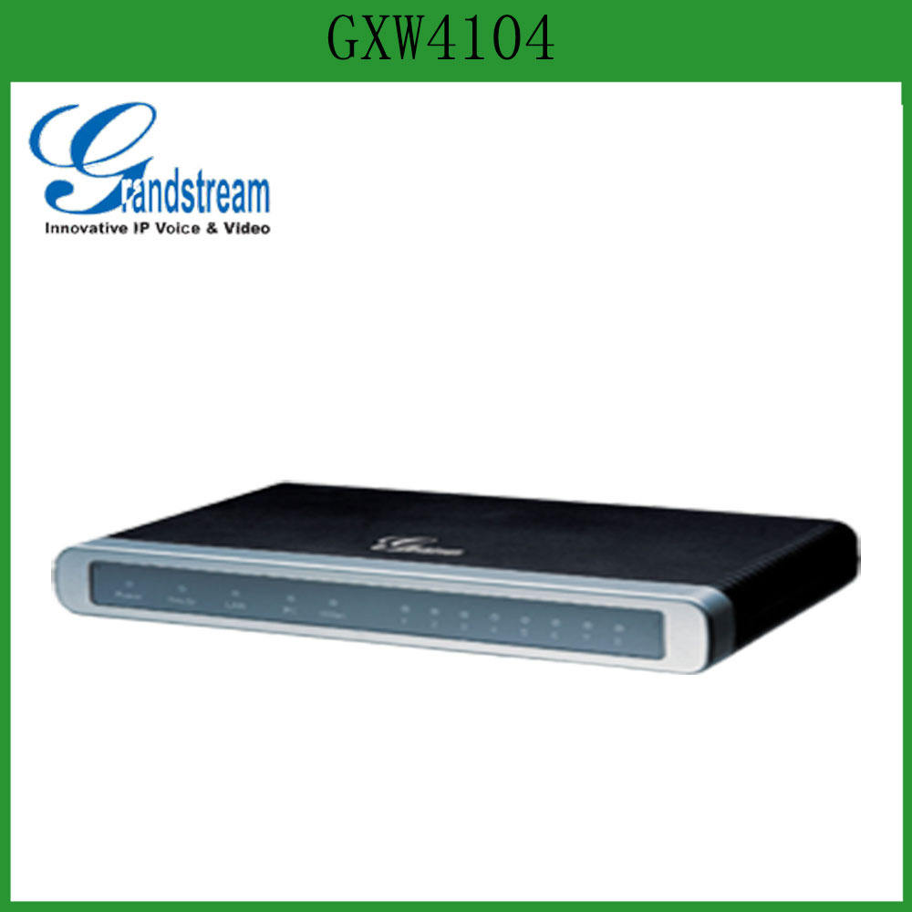 Grandstream bluetooth, voip gateway, GXW4104