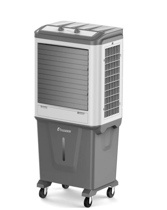 Indoor [ Air Conditioner ] High Efficient Floor Standing Air Conditioner Indoor Unit 160W 80L