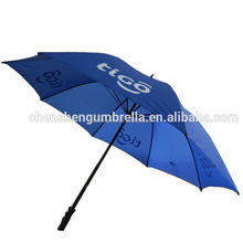 Tigo promo golf umbrellas,souvenir golf umbrella,wholesale golf umbrellas