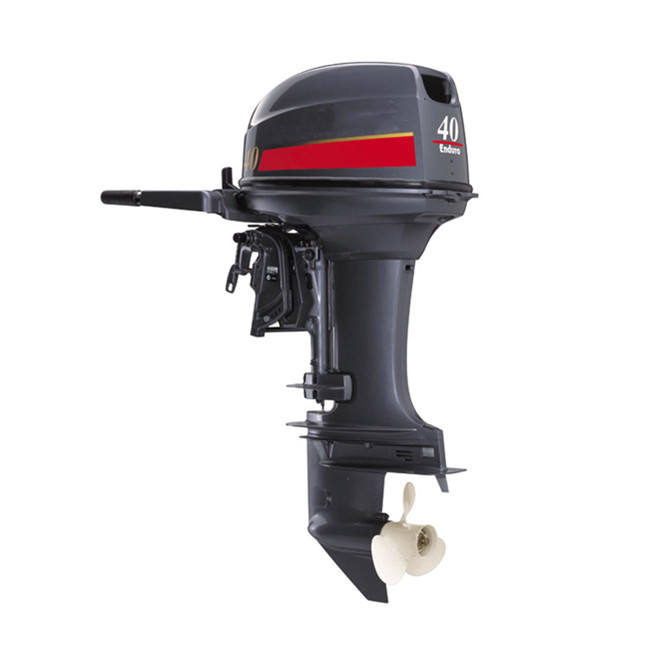 Hot sales 2 stroke 40hp E40XMHL outboard ship diesel engine