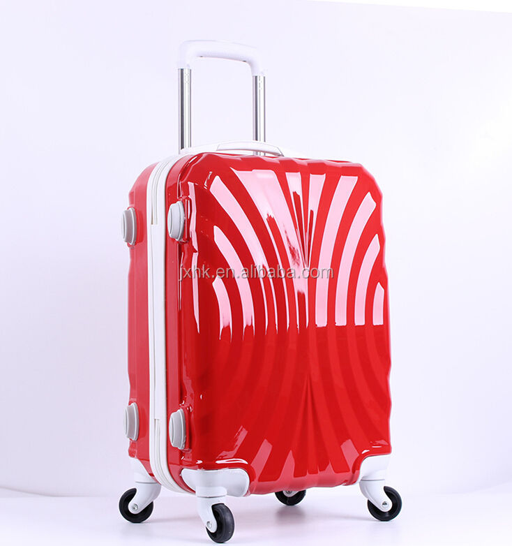 PC Trolley Case Airline Boarding Luggage Case Sky Flight Travel Bags Luggage With TSA Lock
