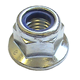 Hex Nut Din Nuts DIN 6926 Hex Flange Nylon Insert Lock Nut
