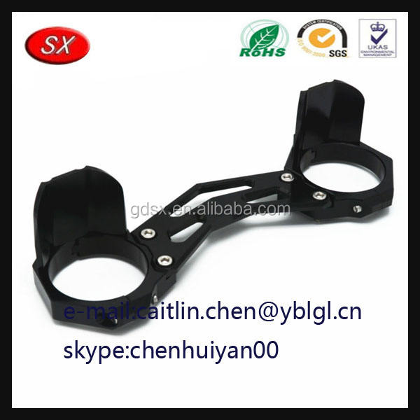 Coating Motorcycle CNC Balance Shock Front Fork Brace handle