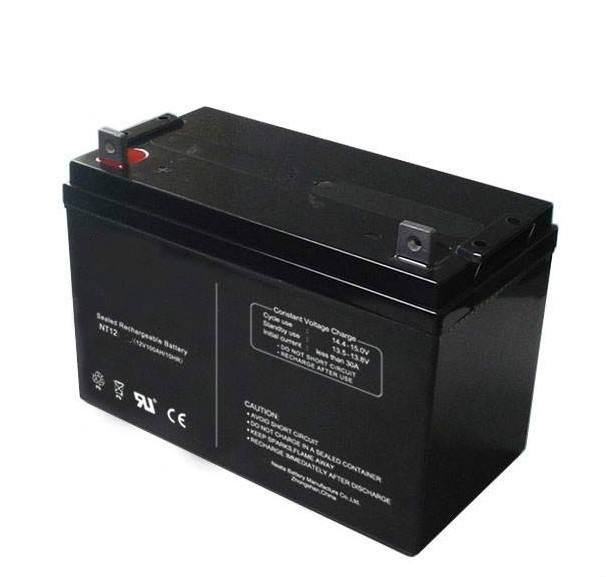 Solar inverter battery 12V 120AH solar system solar lamp for solar home system