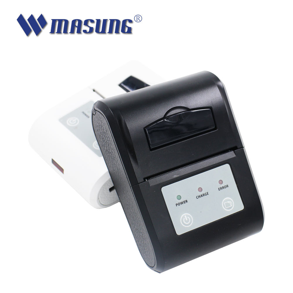 Very small size all in one 58 mm thermal printer Bluetooth for android app