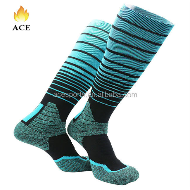 OEM Various Branded Hot selling Breathable Soccer Socks for team