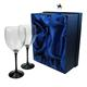 wholesale luxury wine glass cardboard display gift boxes