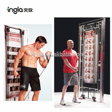 Multi-function Portable Foldable Home Gym Door Fitness Equipment Tower 200 Workout