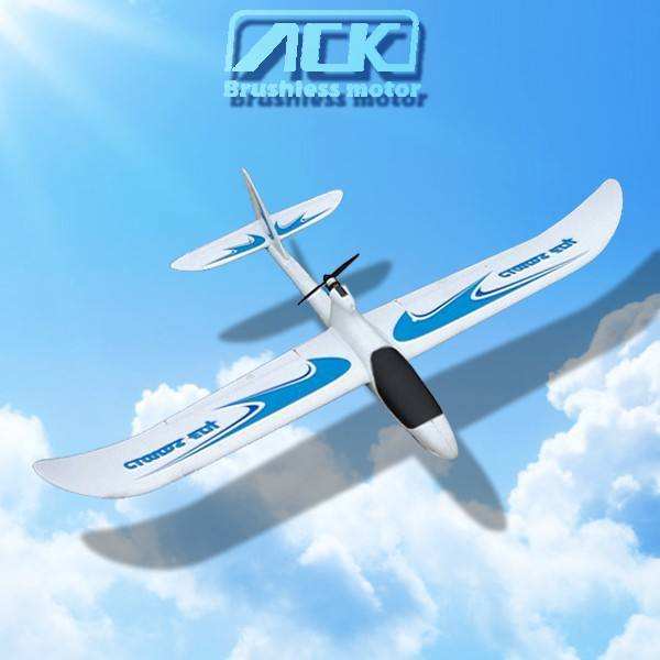 AXN super glider Clouds Flying airplane promotional product